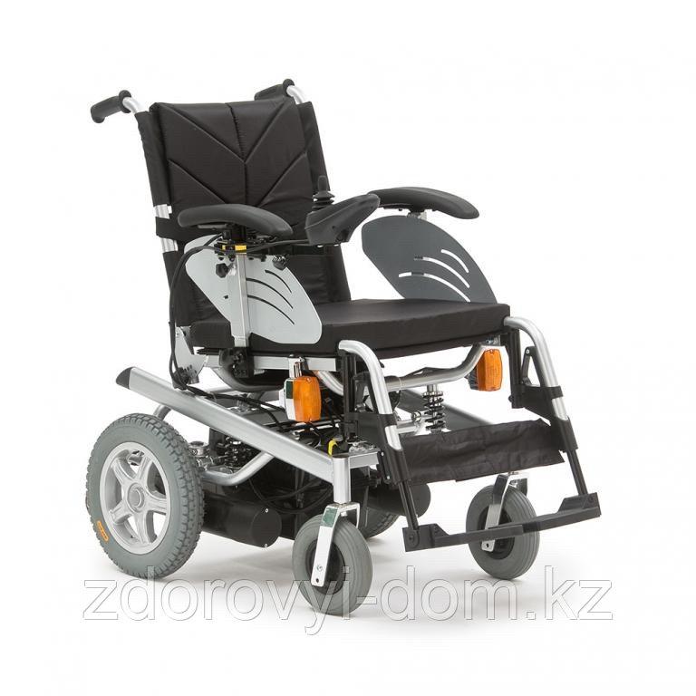 Кресло-коляска c электроприводом для инвалидов Армед FS123-43