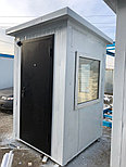 Охранная будка 1,5х1,5х2,6 м, фото 3