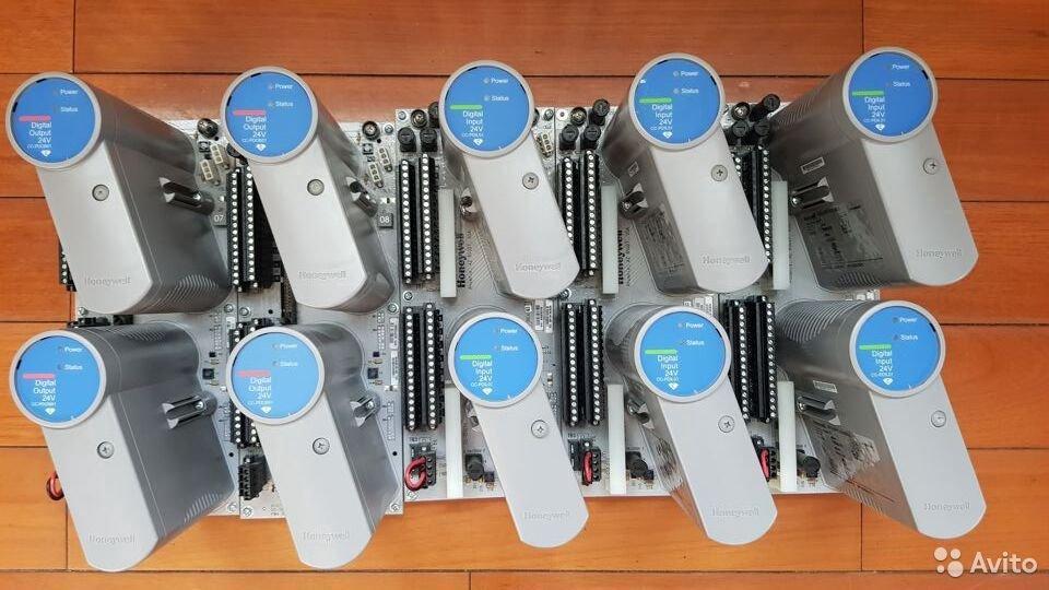 Модули Ввода Вывода Дискретных Сигналов Honeywell
