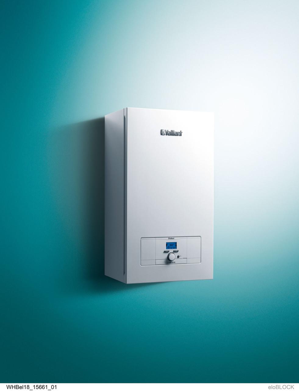 Настенный электрокотел Vaillant eloBLOCK 18 kW
