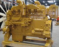 Дизельный двигатель Caterpillar 3406С TA (320 кВт / 435.1 л.с.)