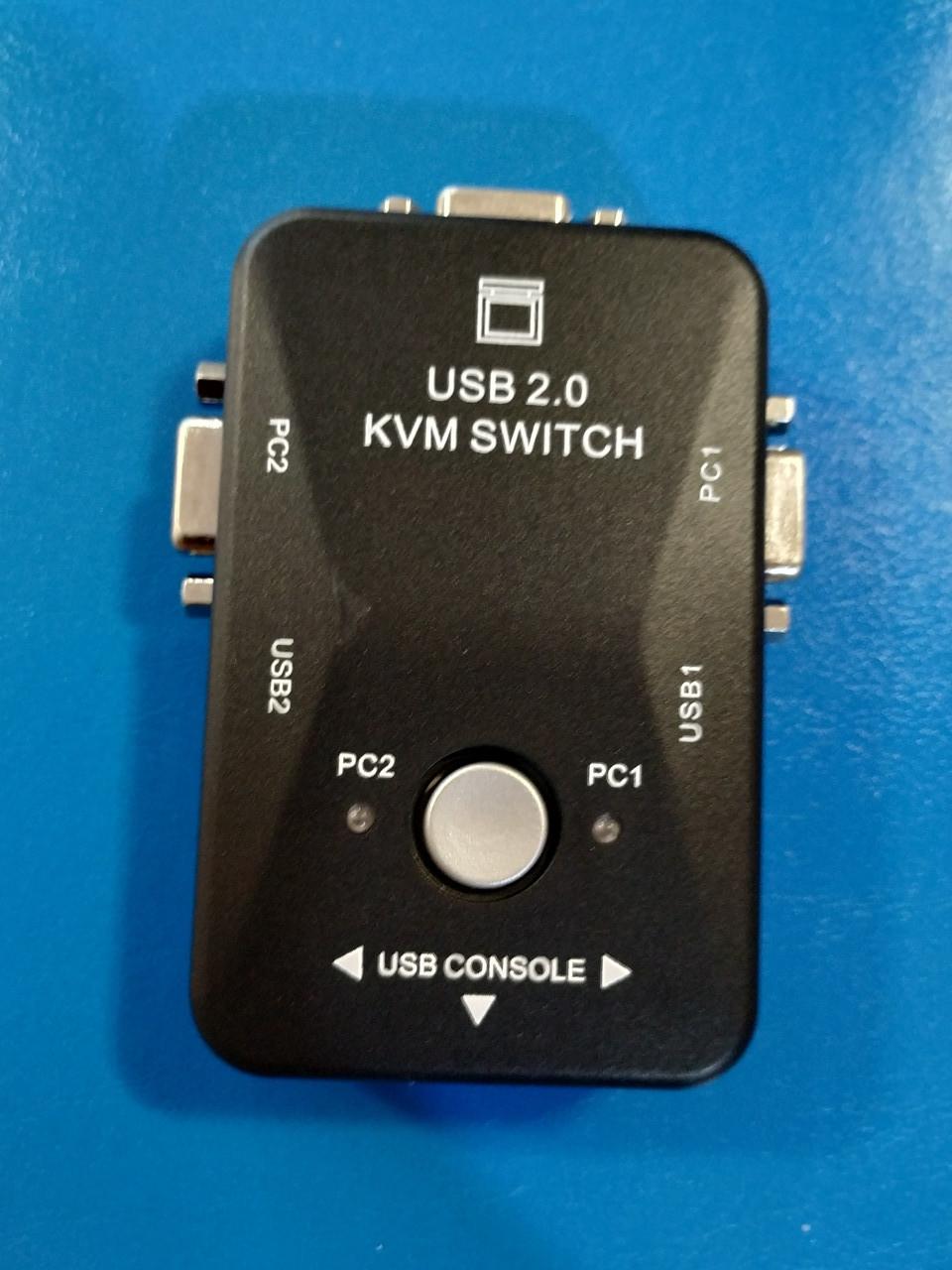2 Port USB KVM Switch for PC, Алматы