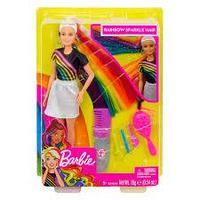 Barbie Кукла Барби Блестящие волосы