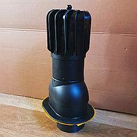 Вентиляционный выход для Фальцевой с турбиной ROTOLINE 9005, фото 1