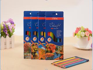 "Цветные карандаши ""Colourful"""