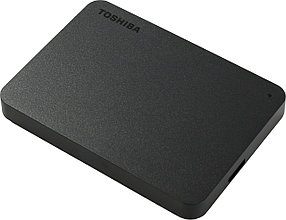 """Внешний HDD 2Tb Toshiba, 2.5"""", USB3.0 HDTB420EK3AA, черный"""