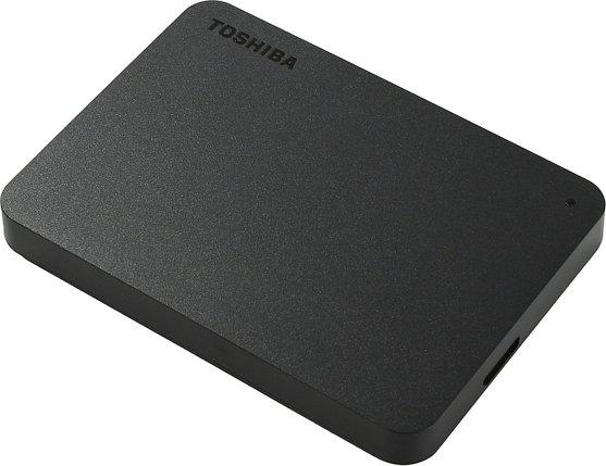 """Внешний HDD 2Tb Toshiba, 2.5"""", USB3.0 HDTB420EK3AA, черный, фото 2"""