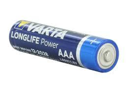 VARTA AAA Longlife Power ( Мезинчиковая )