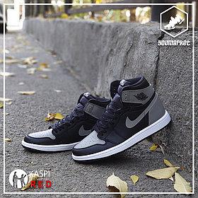 Культовые кроссовки Air Jordan 1 Retro Black\Gray
