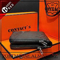 Мужское портмоне Contacts, фото 3