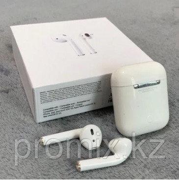 Беспроводные наушники Apple AirPods 2 (LUX Реплика) White / Black
