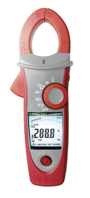 Клещи электроизмерительные APPA 136