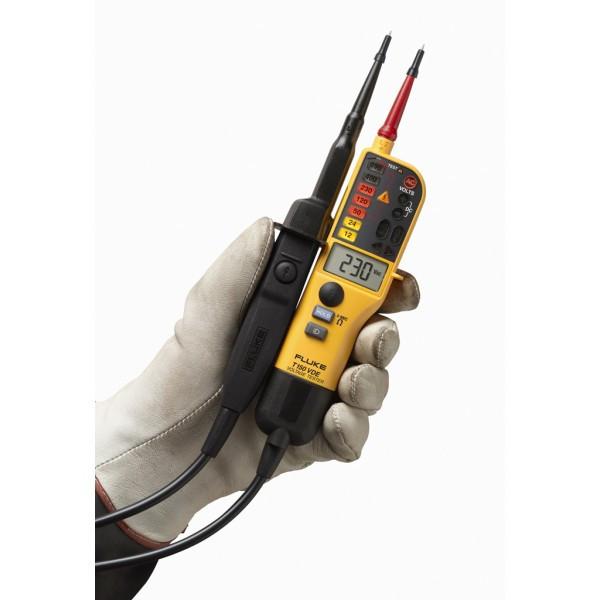 Тестеры Fluke T5-1000 для измерения напряжения, силы тока и проверки целостности цепи