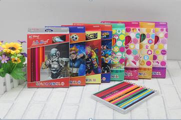 Детские цветные карандаши