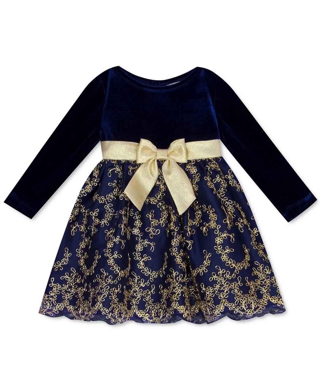 Rare Editions Детское платье для девочек 2000000408613