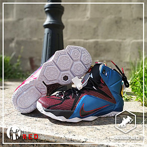 Баскетбольные кроссовки Lebron 12  from LeBron James, фото 2