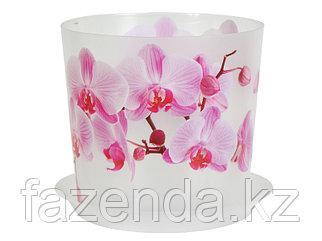 Кашпо для орхидей Деко  ф125 мм
