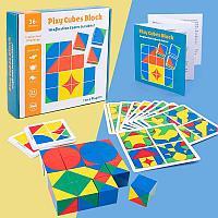 Логическая игра «Pixy кубики» или Кубики Никитина