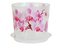 Кашпо для орхидей Деко  ф160 мм, 2,4 л