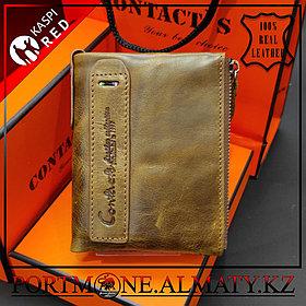 Кошелек, портмоне, бумажник 100 % натуральная кожа