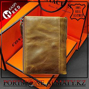 Кошелек, портмоне, бумажник 100 % натуральная кожа, фото 2