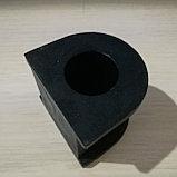 Втулка переднего стабилизатора Mitsubishi Grandis (NAW)  d-24mm, фото 2