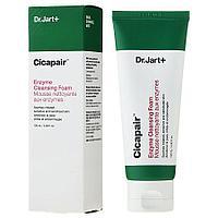 Энзимная пенка для проблемной и чувствительной кожи Dr.Jart+ Cicapair Enzyme Cleansing Foam. 100 мл