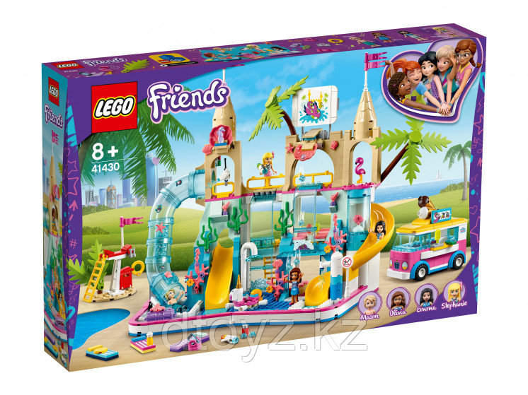 Lego Friends 41430 Летний аквапарк