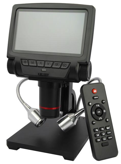 Портативные цифровые микроскопы с дистанционным управлением