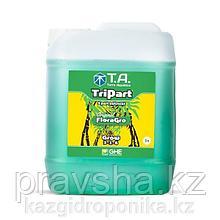 Удобрение жидкое для гидропоники TriPart Grow/Flora Gro GHE 5л