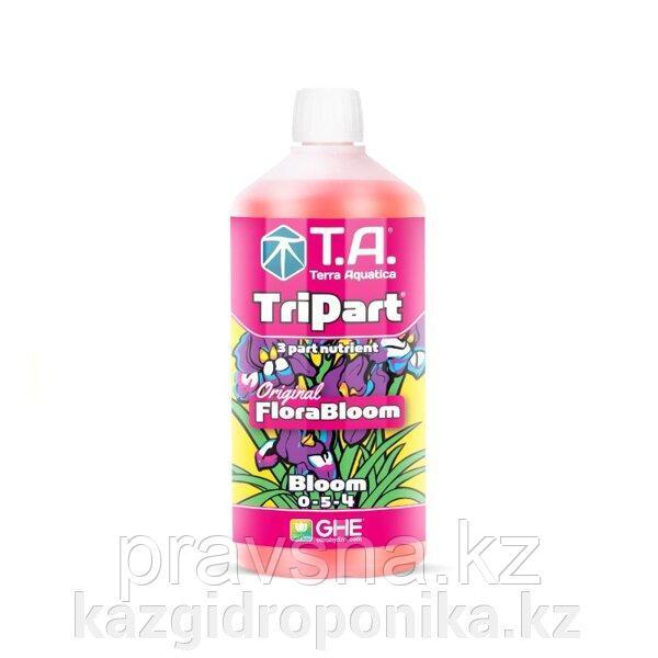 Удобрение жидкое для гидропоники TriPart Bloom/Flora Bloom  GHE 1л