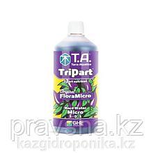 Удобрение жидкое для гидропоники TriPart Micro/Flora Micro GHE 1л для жесткой воды
