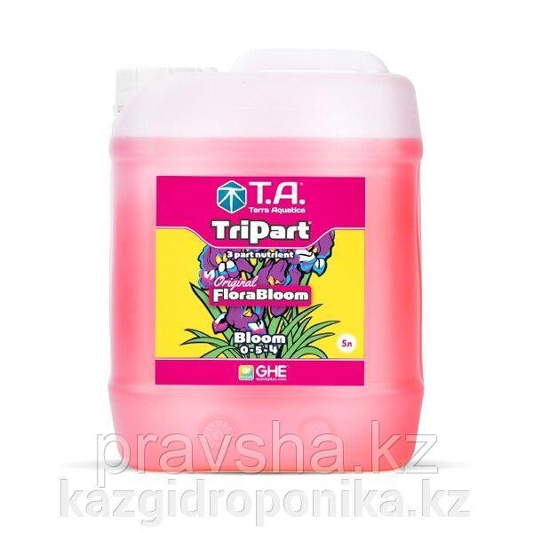 Удобрение жидкое для гидропоники TriPart Bloom/Flora Bloom GHE 5л