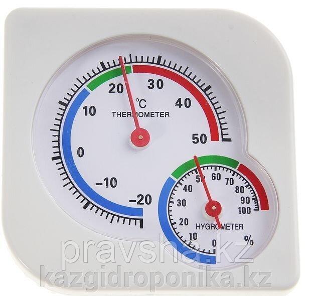 Термометр уличный, с гигрометром
