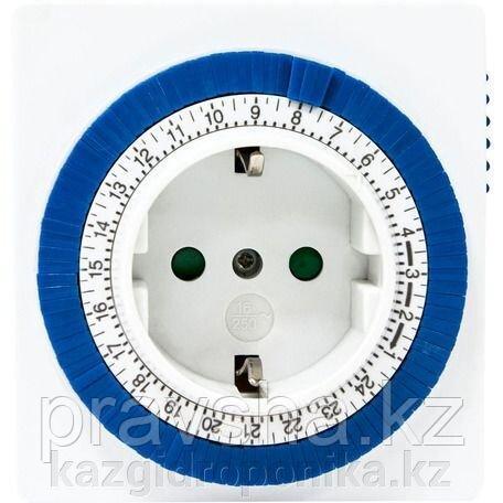 Механическая розетка-таймер ТМ32