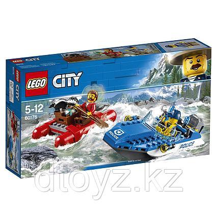 Lego City 60176 Погоня по горной реке