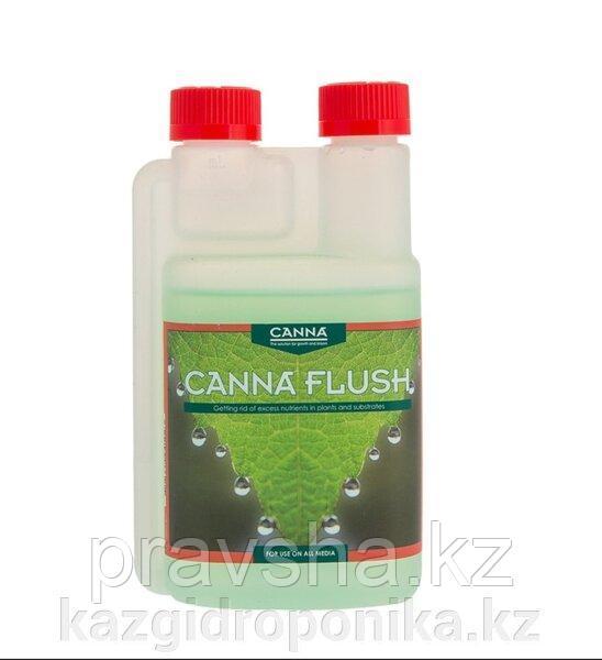 CANNA FLUSH очистка от излишков солей, 0.25 L