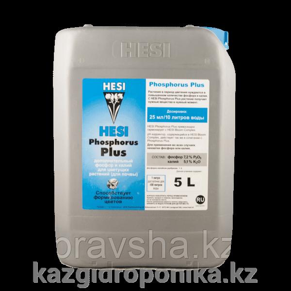 Усилитель цветения Phosphor Plus  5 L HESI