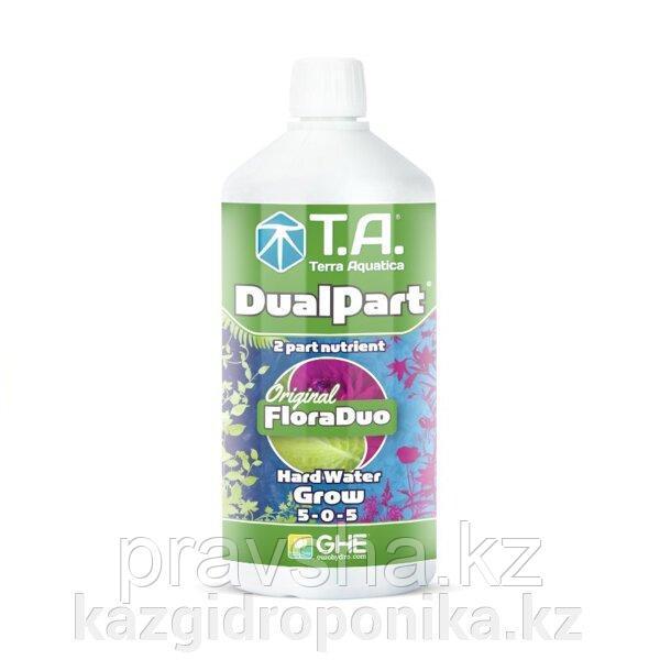 Удобрение DualPart Grow/FloraDuo Grow HW GHE 1 L