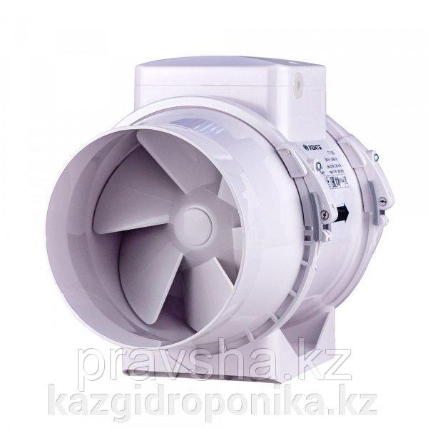 Вентилятор VENTS ТТ 125 (280м3)
