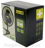 Вентилятор на клипсе CLIP FAN 15CM-5W, фото 2