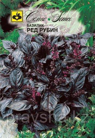 Семена базилик Ред Рубин