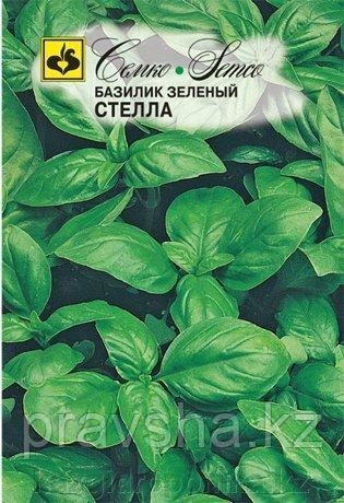 Семена базилик Стелла зеленый