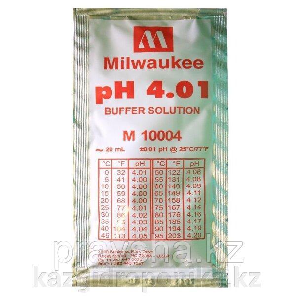 Калибровочный раствор РН 4.01 Milwaukee 20 мл