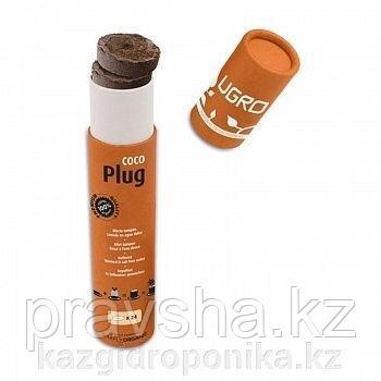 Кокосовые таблетки UGro Plug 24шт/бокс