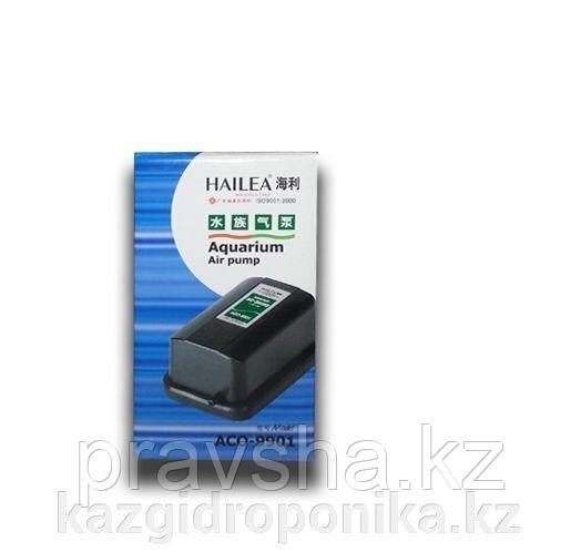 Компрессор Hailea ACO-9903, 3W, 4,2 L/h, 2Х