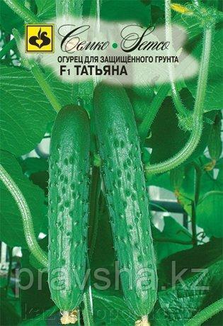 Семена огурца  Татьяна F1