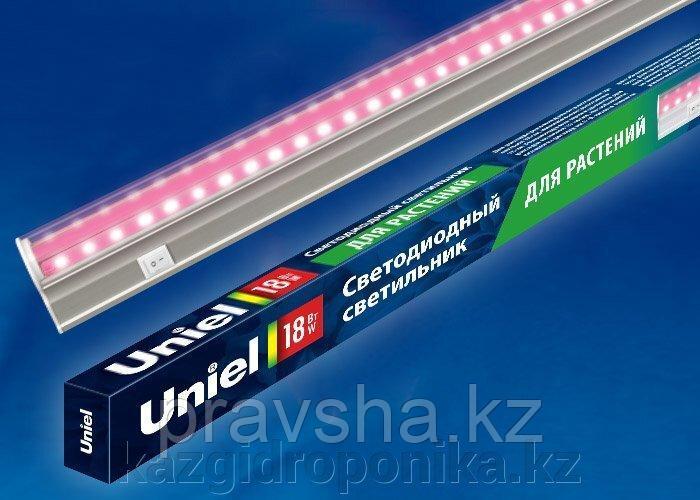Светильник светодиодный 18W IP40 WHITE (рассада, цветение)