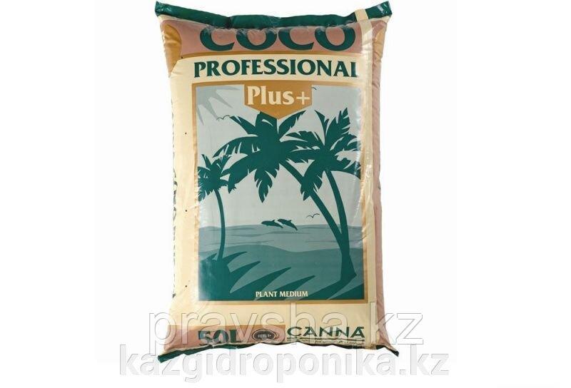 Кокосовый грунт CANNA Coco Professional Plus 50 L
