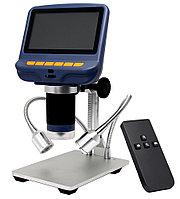 Микроскоп с дистанционным управлением Levenhuk DTX RC1, фото 1
